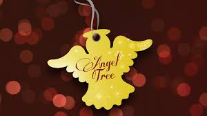 ANGEL TREE GIFTS NEEDED BY DEC 14